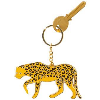 Porta-Chaves Oversized - Leopardo