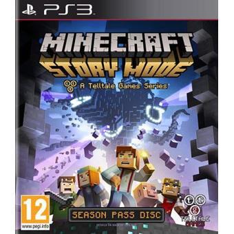 MinecraftMinecraft: Story Mode - Season Pass Disc PS3