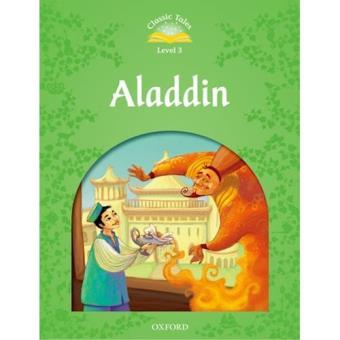 Classic tales level3 aladdin