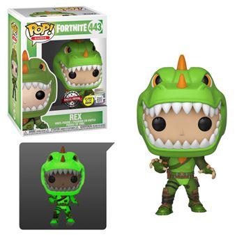 Funko Pop! Fortnite: Rex Glows in the Dark - 443