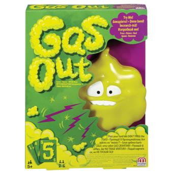 Gas Out - Mattel