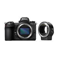 Nikon Z 7 Corpo MILC 45,7 MP CMOS 8256 x 5504 pixels Preto
