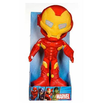 Peluche Marvel Action Iron Man - 25 cm - Famosa