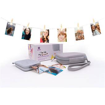 Impressora Fotográfica Portátil HP Sprocket 200 Gift Box
