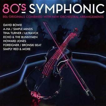 80s Symphonic - CD