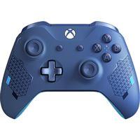 Comando Sem Fios - Edição Especial Sport Blue - Xbox One