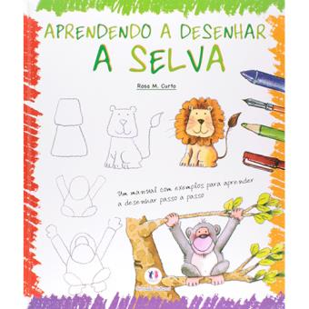 Aprender a Desenhar a Selva