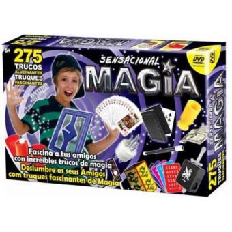 Caixa de 275 Truques de Magia