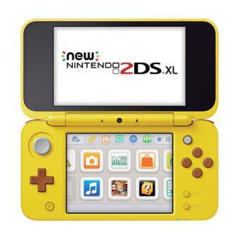 New Nintendo 2DS XL Edição Pikachu