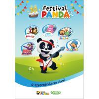 Festival Panda 2017 - O Espectáculo ao Vivo - DVD