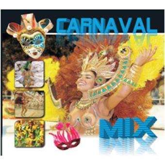 Carnaval Mix - CD
