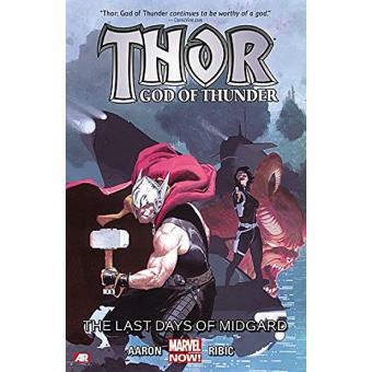Thor - God of Thunder Vol 4