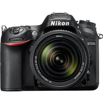 Nikon D7200 + AF-S DX 18-140mm f/3.5-5.6G ED VR