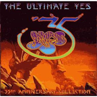 The Ultimate Yes - 35th Anniversary Collection (2CD)