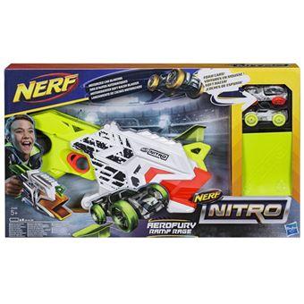 Nerf Nitro AeroFury Ramp Rage - Hasbro