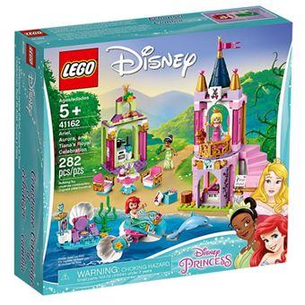 LEGO Disney Princess 41162 A Celebração Real de Ariel, Aurora e Tiana