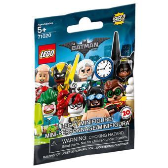 LEGO Minifiguras 71020 LEGO Batman: O Filme Série 2 - Envio Aleatório