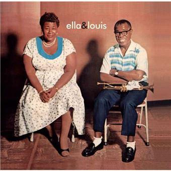 Ella and Louis - CD