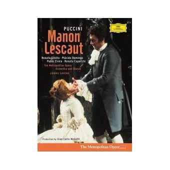 Puccini: Manon Lescaut - DVD