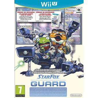 Star Fox Guard Wii U - Edição Código de Descarga