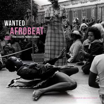 Wanted Afrobeat - LP 12''