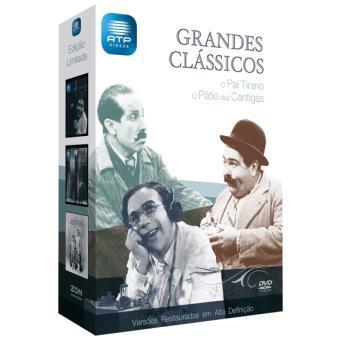 Colecção Grandes Clássicos: Pátio das Cantigas + Pai Tirano