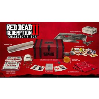 Red Dead Redemption 2 - Collector's Box (Sem Jogo)