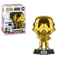 Funko Pop! Star Wars: Stormtrooper Gold - 296
