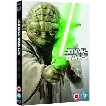 Star Wars: The Prequel Trilogy (DVD)