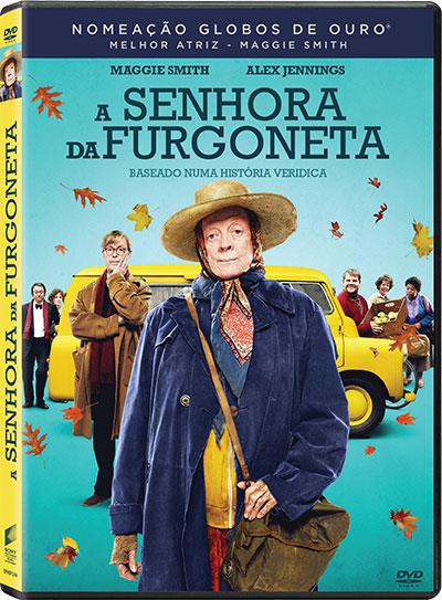 A Senhora da Furgoneta Trailer