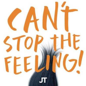 Can't Stop The Feeling! (Limited Edition) (Orange Vinyl) (12'')