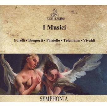 I Musici: Corelli, Bonporti, Paisiello - CD