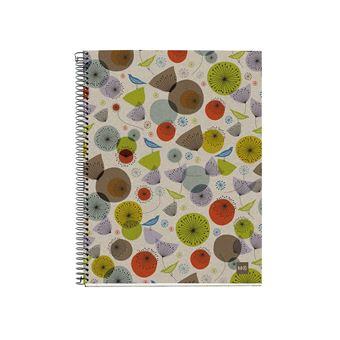 Caderno Pautado Miquelrius - Ecobirds Recycled, A4
