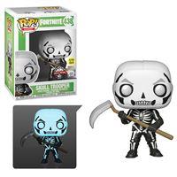 Funko Pop! Fortnite: Skull Trooper Glows in the Dark - 438