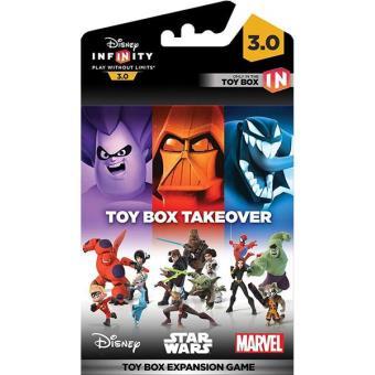 Disney Infinity 3.0 Toy Box Takeover (Expansão de Jogo)