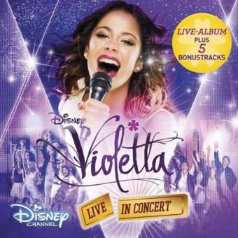 Violetta: Live In Concert (Staffel 2 Vol. 2 )