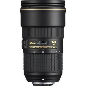 Nikon Objetiva AF-S Nikkor 24-70mm f/2.8G ED VR