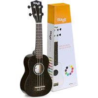 Ukulele Soprano Stagg US-NIGHT