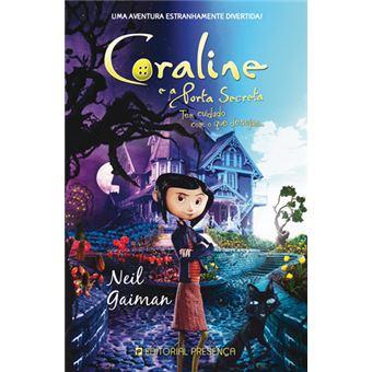 Coraline e a Porta Secreta