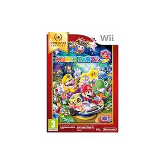 Selects Mario Party 9 Wii