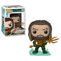 Funko Pop! Aquaman: Arthur Curry - 245