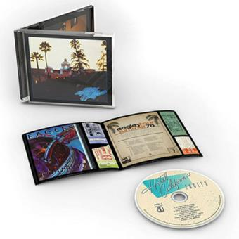 Hotel California - 40th Anniversary Edition - CD