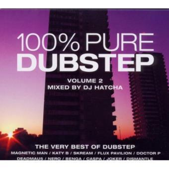 100% Pure Dubstep Vol 2 (3CD)