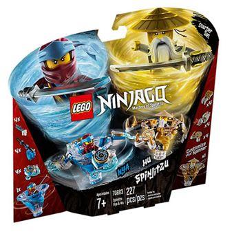 LEGO NINJAGO 70663 Spinjitzu Nya e Wu