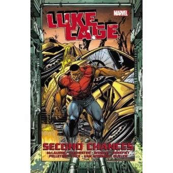 Luke Cage: Second Chances - Book 2