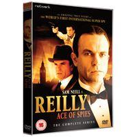 Reilly Ace Of Spies - 3DVD Importação