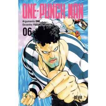 One-Punch Man - Livro 6