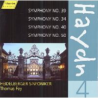 Symphony No.39,34,40,50