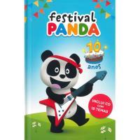 Festival Panda 2017 - O Espectáculo ao Vivo - DVD + CD + Livro