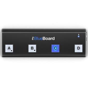 IK Multimedia Controlador de Pedais iRig BlueBoard